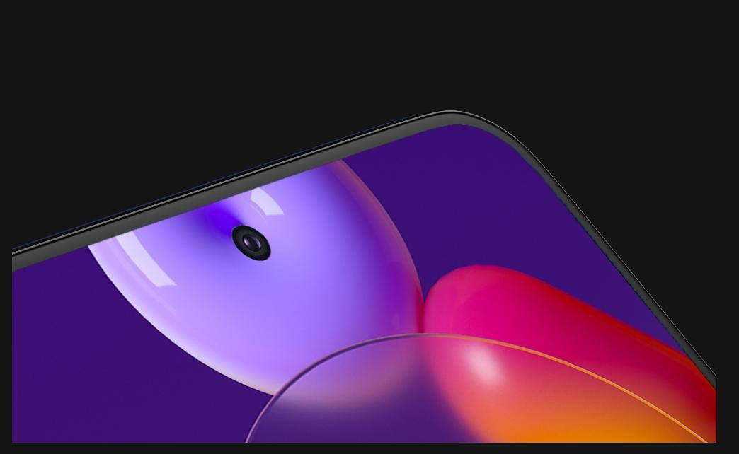 Samsung Galaxy M31s Front Design