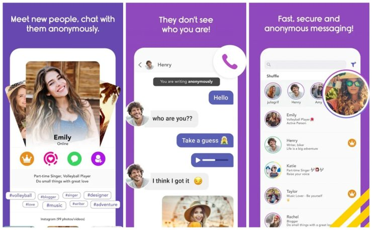 best anonymous video chat app