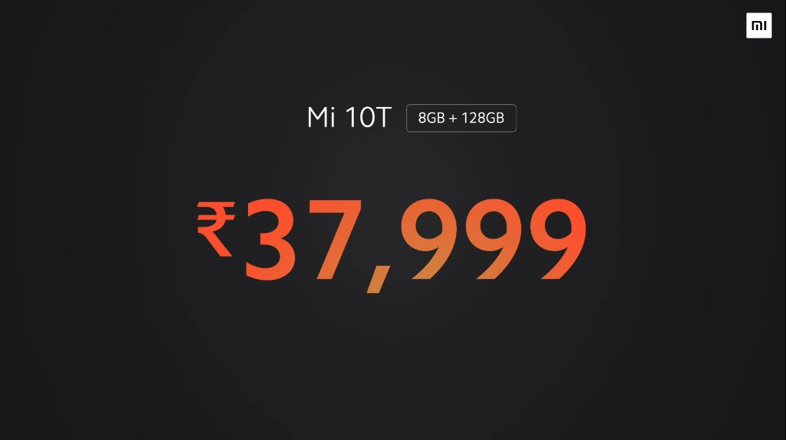 Xiaomi Mi 10T and Mi 10T Pro with Snapdragon 865, 144Hz Adaptive LCD display, 5G launch in India