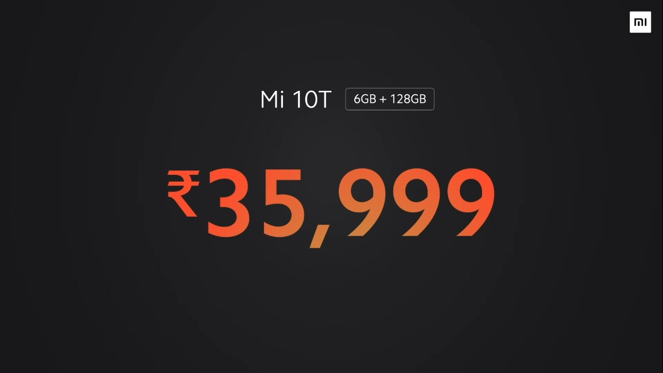 Mi 10T, Mi 10T Pro with 144Hz display launched in India