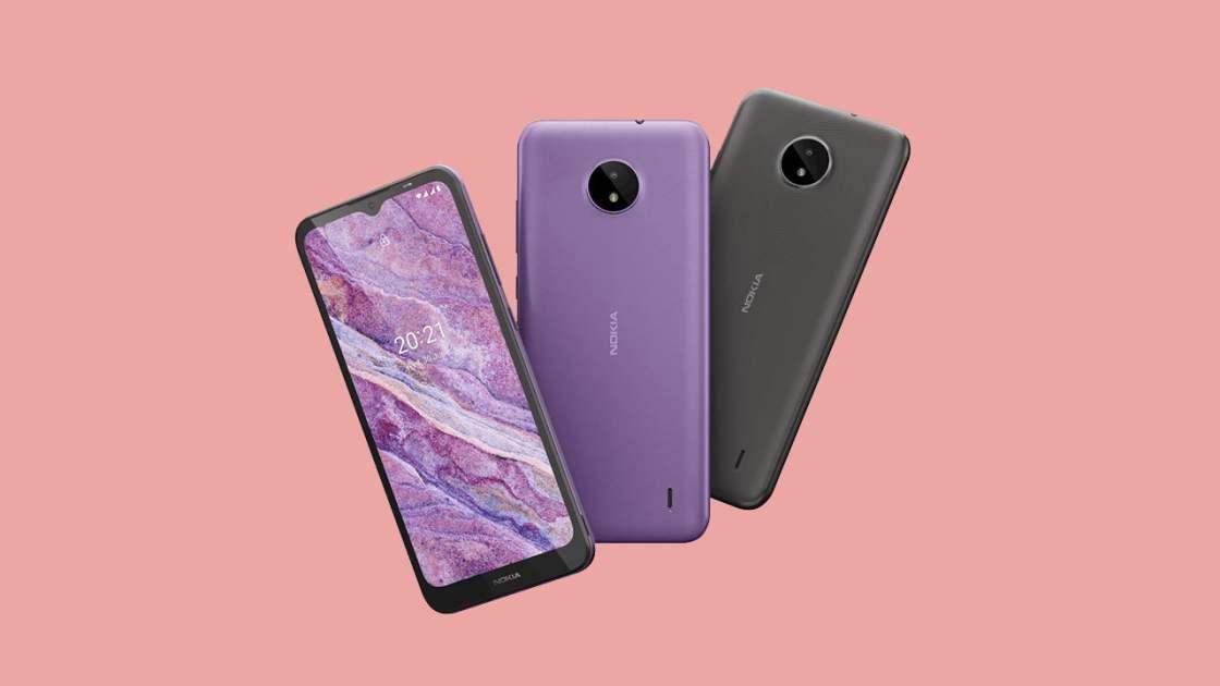 Nokia C10 & Nokia C20