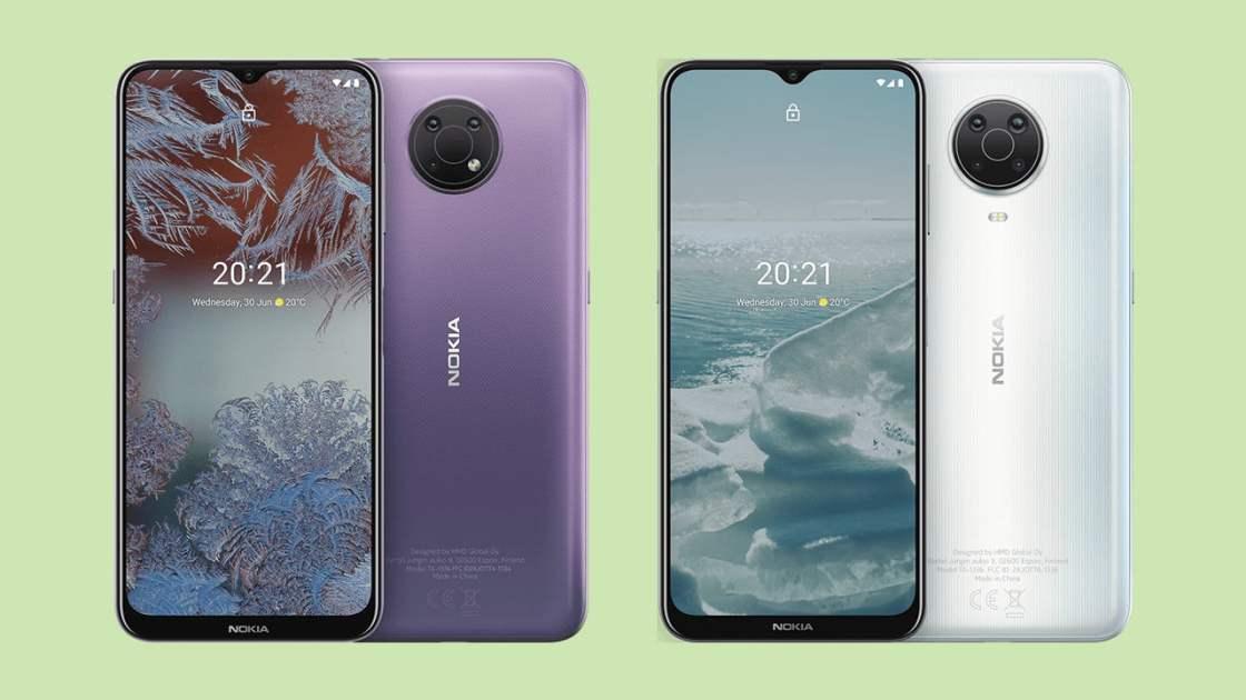 Nokia G10 & Nokia G20