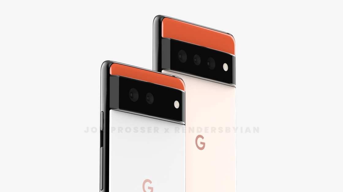 Google Pixel 6 & Pixel 6 Pro