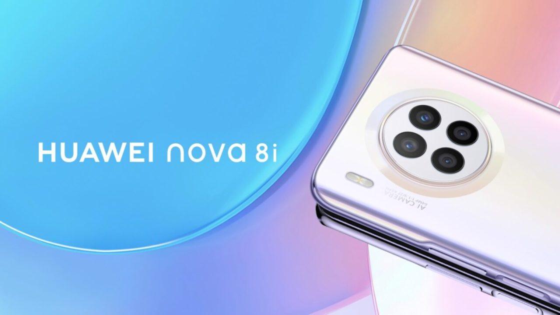 Huawei Nova 8i First Look
