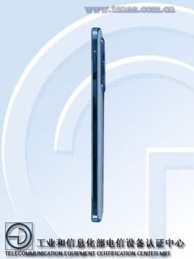 Motorola Edge 20 Pro TENAA 3