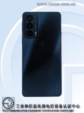Motorola Edge 20 TENAA 1