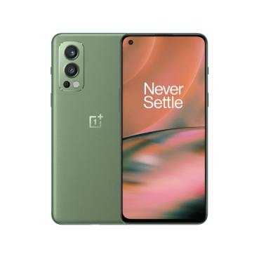 OnePlus Nord 2 Green Wood