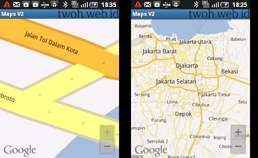 Android Maps v2