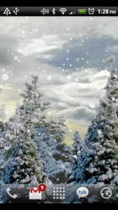 Falling Snow Wallpaper Software Top 20 Free Android Live Wallpapers For Tablets Droid