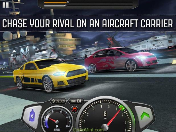 Top Speed-Drag & Fast Racing v1.01 MOD APK+DATA [LATEST] (Free Download)2(DroidMint.com)