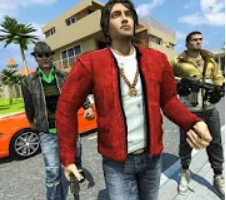 Crime Mafia Gangsters Battle Royale For PC