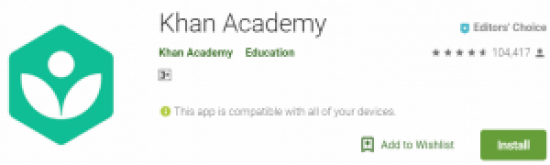 Khan Academy For Laptop
