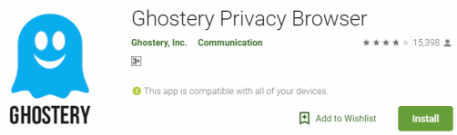 Ghostery Privacy Browser For Windows