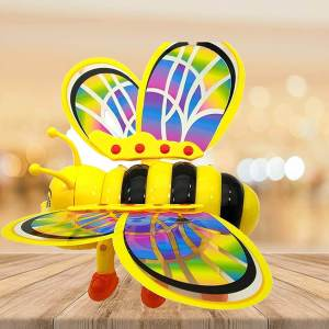 Fluttering musical bee toy for kid in india | Musical toys for kid 0-3 year old