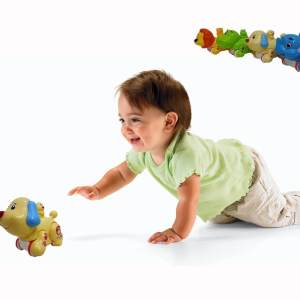 Unbreakable Pull Back Vehicles for kids | Push and Go Crawling Toy for Kids