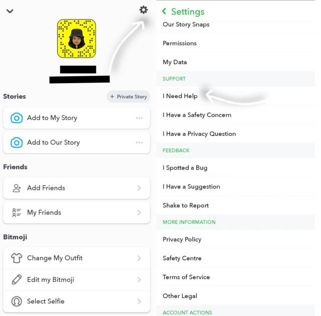 How To Delete Snapchat Account Permanently  DroidTechKnow