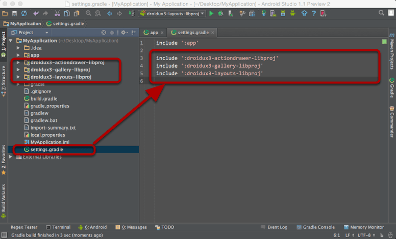 gradle_settings_libproj