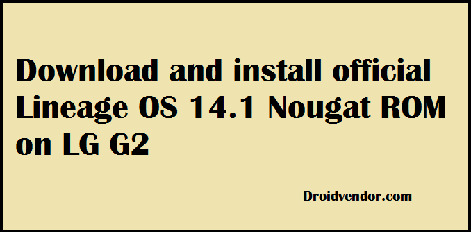 lg g2 d801 usb drivers