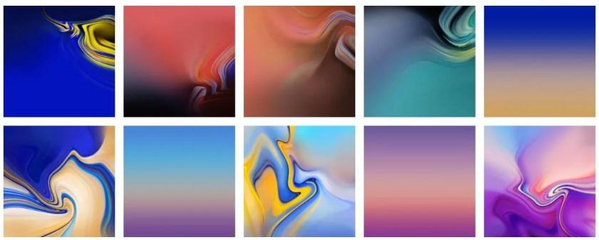 Samsung Galaxy Tab S4 Stock Wallpapers Droidvendor