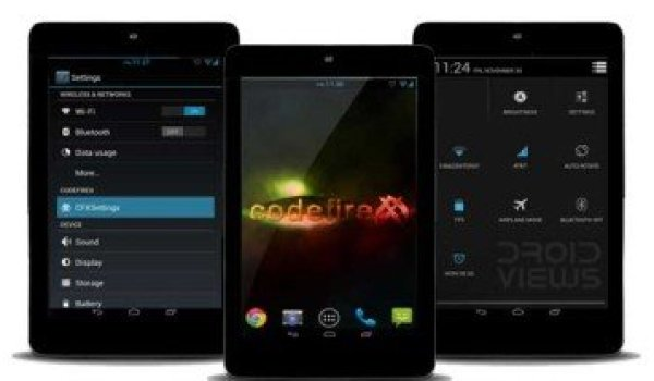 codefireX-ROM-on-Nexus-7