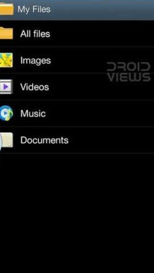 SGS3-Dateimanager