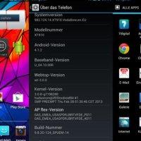 Android 4.1.2 Oficial en tu Motorola Razr XT910 con Root (Opcional)