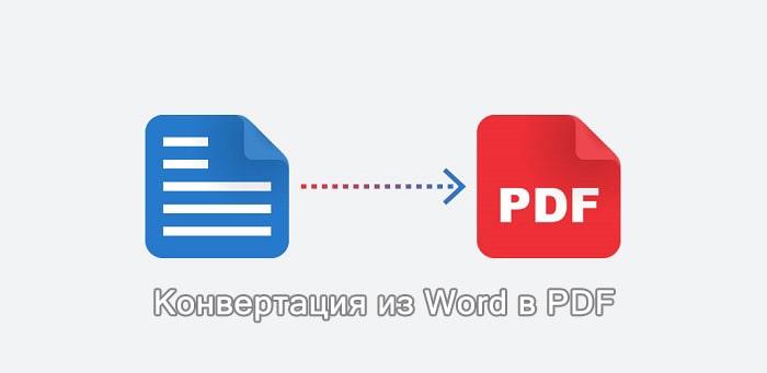 De Word en PDF
