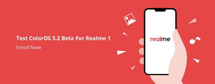 How to Sign Up for ColorOS 5.2 Beta Tester Program on Realme 1