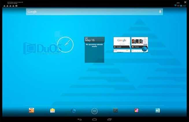 AMIDuOS [Émulateur Android gratuit]