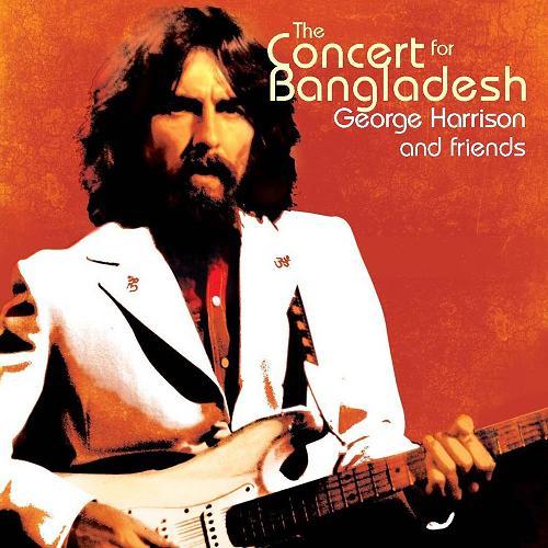 George Harrison des Beatles organise un concert caritatif pour le bengladesh