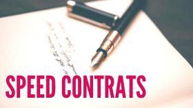 Speed Contrats cours en ligne sur les contrats de la musique