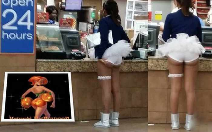 Meanwhile Funny People Of Walmart  45 Pics  Page 3 of 9