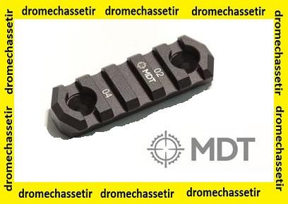Rail MDT picatinny M-Lok