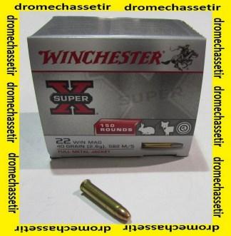 Boite 150 cartouches Winchester