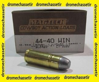 boite de 50 cartouches Magtech Cowboy