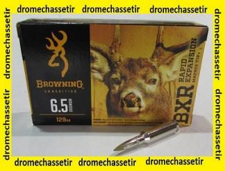 boite de 20 cartouches Browning BXR