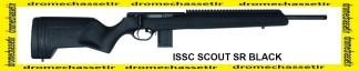 Carabine ISSC Scout SR Black