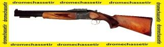 Fusil ATTILA superposé bois