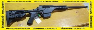 Carabine a Verrou SAVAGE BA 110 stealth drake , cal 338 lapua magnum , NOIR