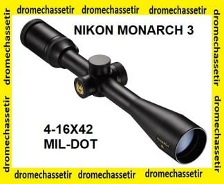 Lunette d etir NikonMonarch 3