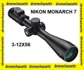 Lunette Nikon Monarch 7