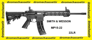 carabine Smith & Wesson MP15-22