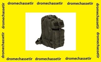 petit sac a dos back packtactiques avec multi compartiments noir