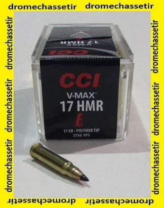 boite de 50 cartouches calibre 17 HMR
