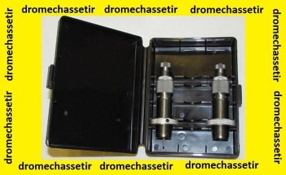 Jeux d'outils CH4D pour calibre 243 Winchester