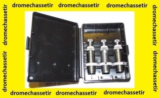 Jeux d'outils CH4D pour le rechargement calibre 9mm Luger