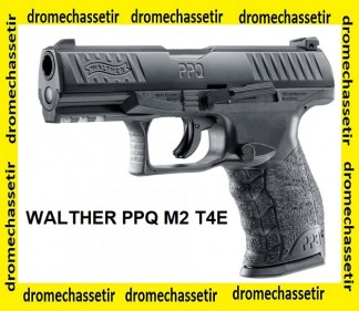 Pistolet UMAREX Walther PPQ M2 T4E cal 43
