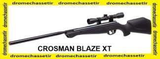 Carabine Crosman Blaze XT