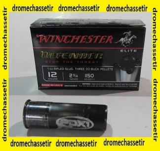 Boite de 10 cartouches Winchester Elite PDX1