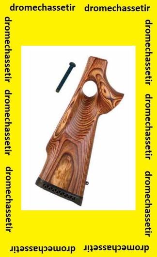 Crosse a trou de Pouce en lamellé collé pour Carabine Remington 742 semi automatique